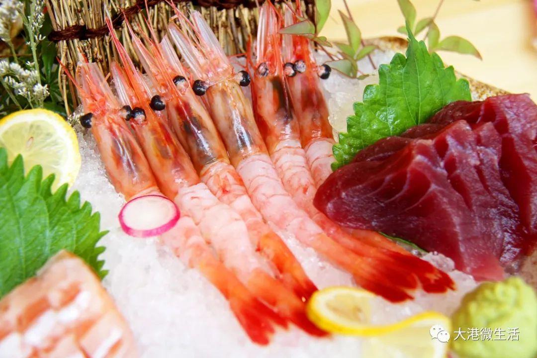坐下就回本!大港新来一家日料自助7月8日试营业!150+道菜品太奢豪!